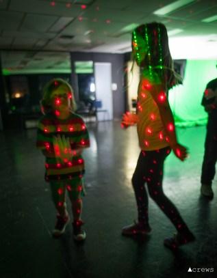 Dancing in DubCity Studios