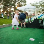 From the Pop-Up Putt Putt, Tacoma Trick Shot (Rollin' through the 253) By Oliver Doriss with Amber Blevens