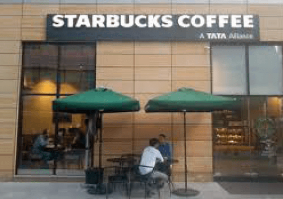 Space Rented To Starbucks Gurgaon