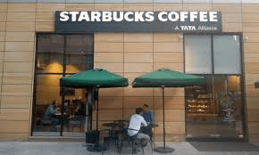 cafeteria space rented to starbucks gurgaon in candor techspace ites sez