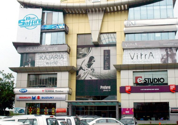 Office Property Rented In Gurgaon