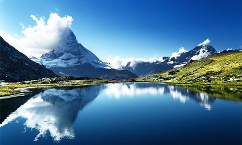 Switzerland An Alpine Legend