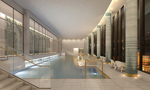 The Spa at Waldorf Astoria Chengdu