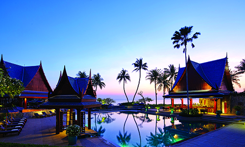 Thailand and China:The Spa Environment and Business Situation