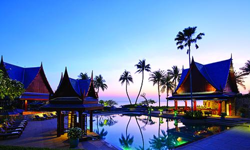 中泰两国的水疗环境与商业现状