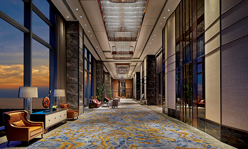 Shangri-La Hotel, Xiamen