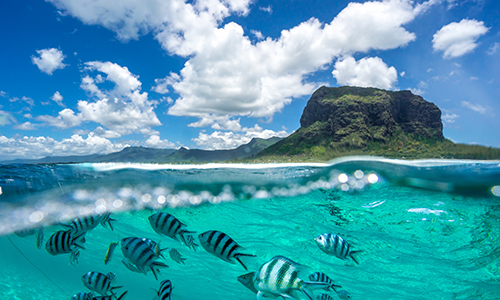 Mauritius Pearl of the Indian Ocean