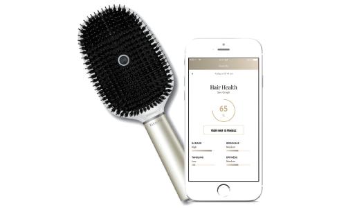 Kérastase and Nokia Unveil World's First Smart Hairbrush