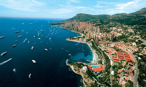 Monaco The Crowning Jewel on the Mediterranean Coastline