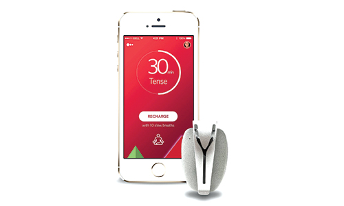 Spire Breath and Activity Tracker