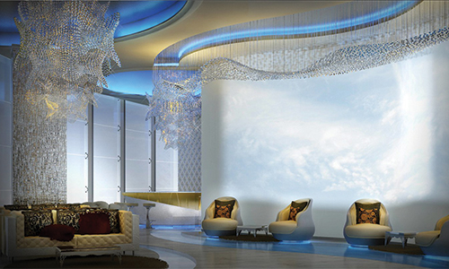 Iridium Spa at St. Regis Zhuhai