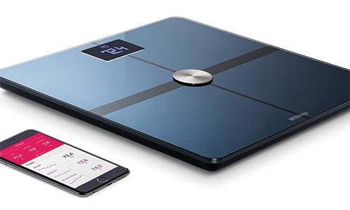 Body Weight & BMI Wi-Fi Scale