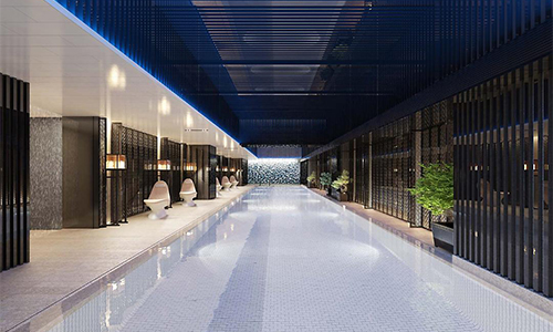 The Spa at Mandarin Oriental Wangfujing
