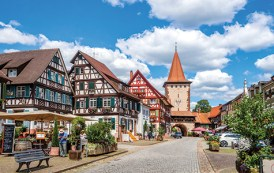 Germany A Poet's Dream