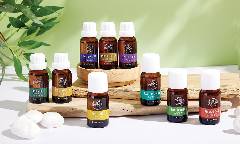 Aroma Healing Life