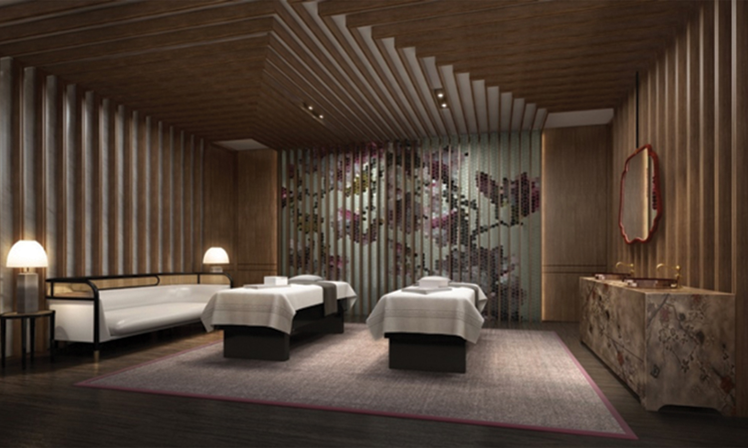 The Spa at Park Hyatt Suzhou