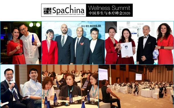 SpaChina Wellness Summit 2020 AGENDA 日程安排
