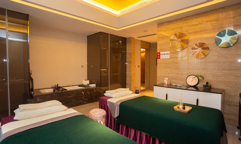M-SPA at Suzhou Jinke Grand Hotel