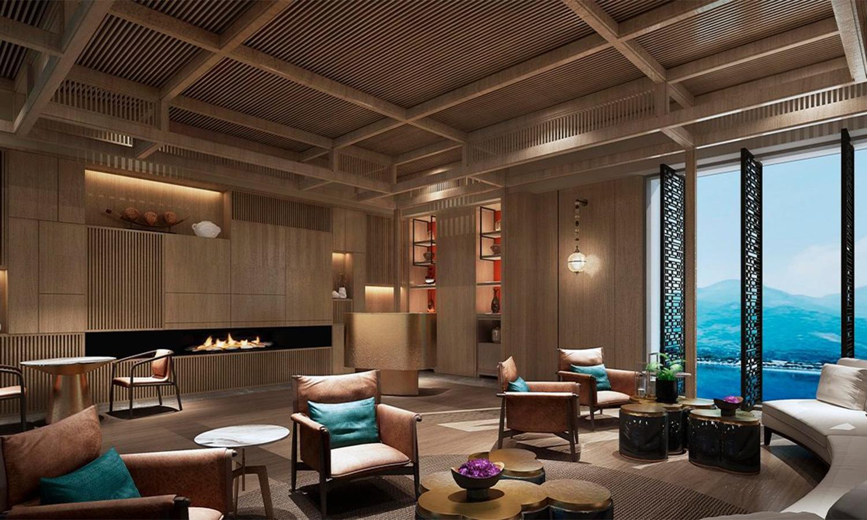 苏州新区都喜天丽养生度假酒店养生中心