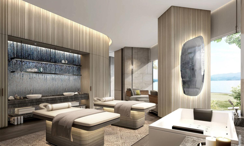 Spa by JW at JW Marriott Shanghai Fengxian
