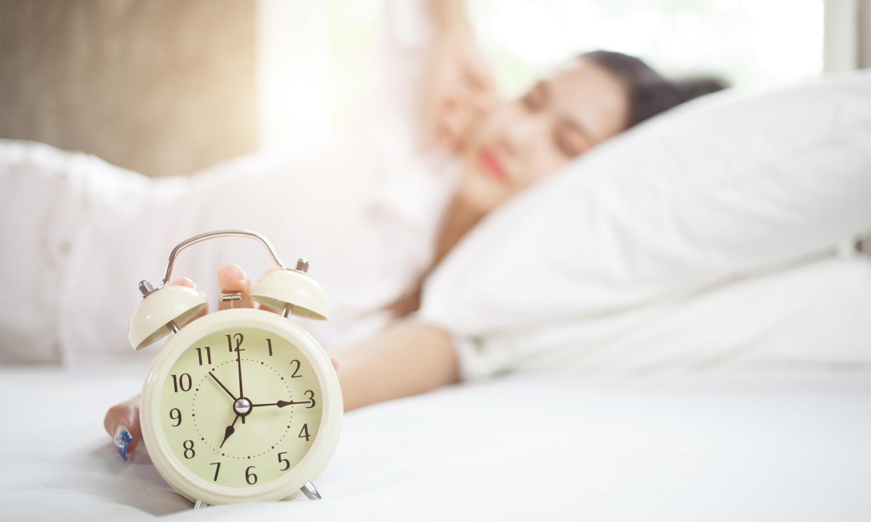 睡眠可提高运动能力