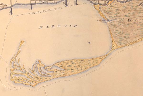 Toronto Island, 1834