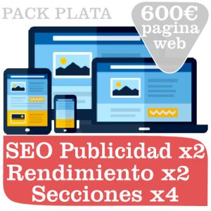 Pagina Web Plata