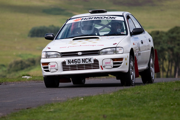David  Hope & Fiona Gourlay. Tyneside Stages 2010