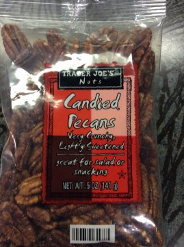 Trader Joe's Candied Pecans