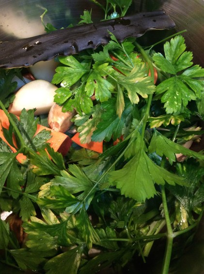 vegetables for magic mineral broth