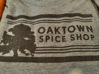 Oaktown Spice T shirts