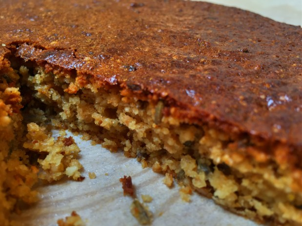 June in the Kitchen – Lavender Nut Cake