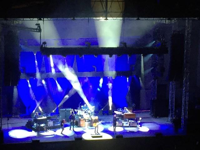 Mark Knopfler concert