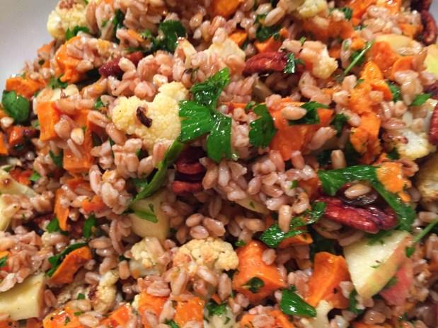 November – Harvest Salad