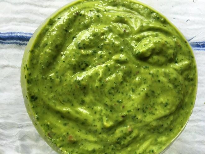 Magic Green Sauce