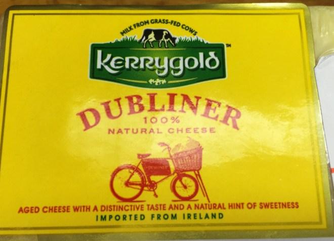 Dubliner Cheddar