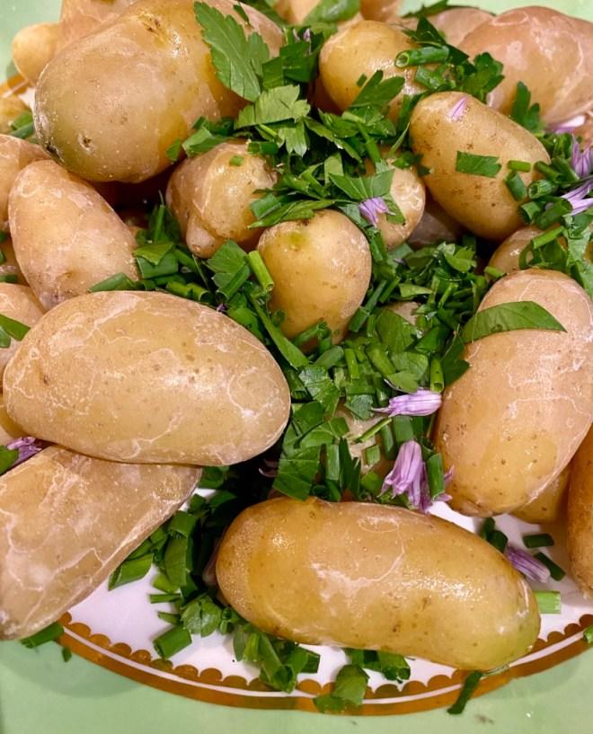 Syracuse Potatoes