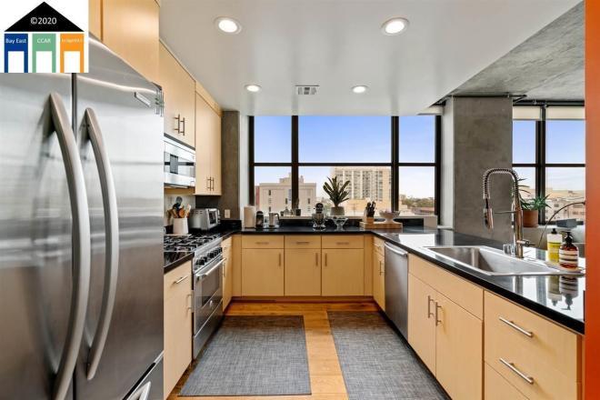New Oakland Kitchen