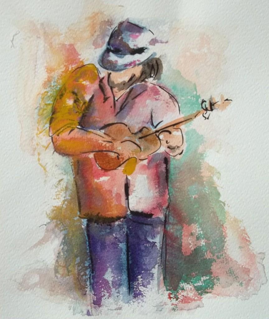 mandolin picker