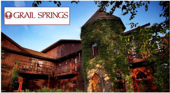 Grail Springs Spa Bancroft Ontario Canada