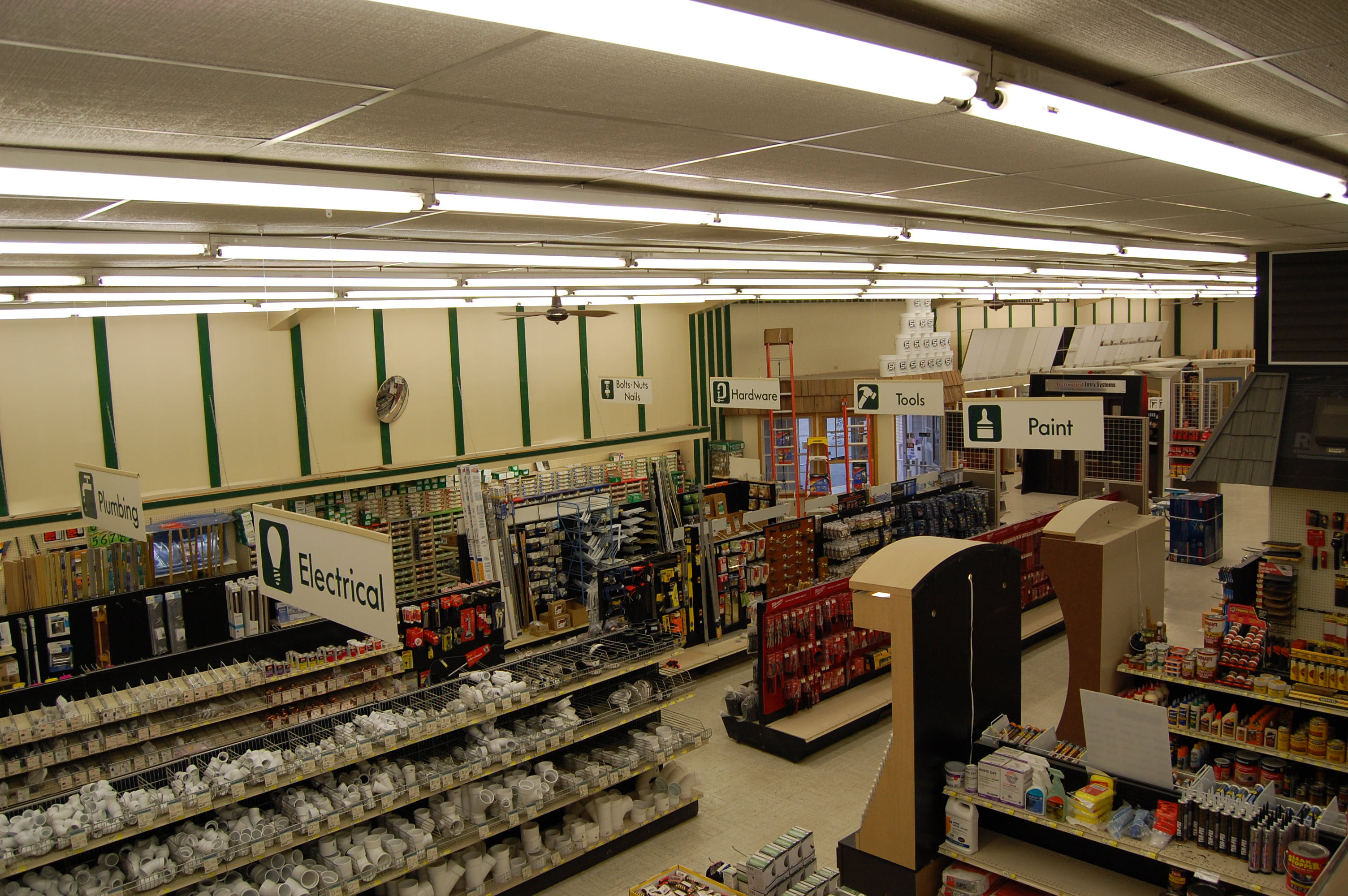 Newton Store Overlook