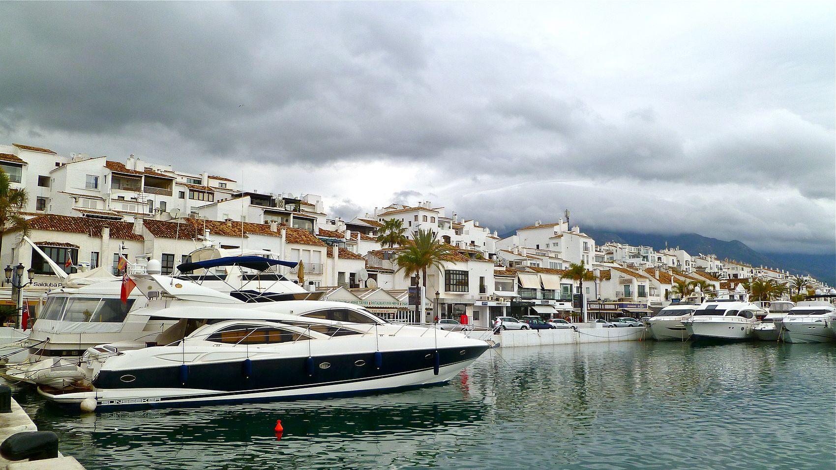 Puerto Banus Marbellas Glamorous Port