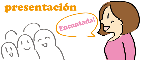 スペイン語 自己紹介