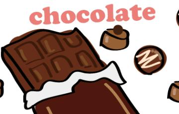 スペイン語 チョコレート