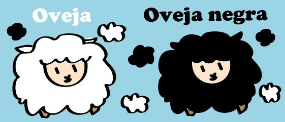 スペイン語 羊 oveja