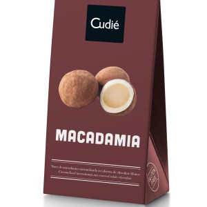 Toasted Macademia Nuts White Praline Catanies Spain