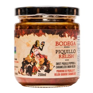 Pequillo Pepper Relish