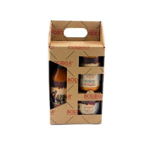 Bodega Sauces set of three