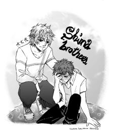 Shima brothers [AnE vol.13]