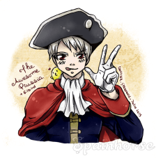 The Awesome Prussia + Gilbird
